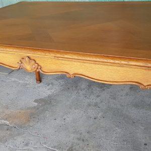 Трапезна маса – правоъгълна – стил Лиу 14