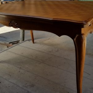 Трапезна маса – правоъгълна – стил Луи 14