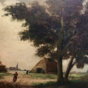 A.v.d. Meer, Holland