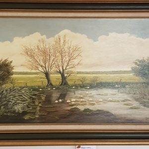 Картина с маслини бои – Jan van de Beuken