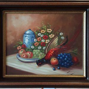 Картина с маслeни бои – Lou Douven