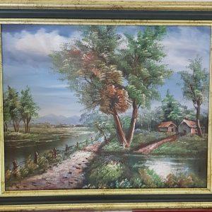 Картина с маслени бои – Heinrich Knauf