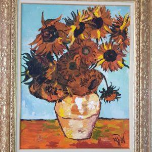 Картина с маслени бои от Vincent Van Gogh