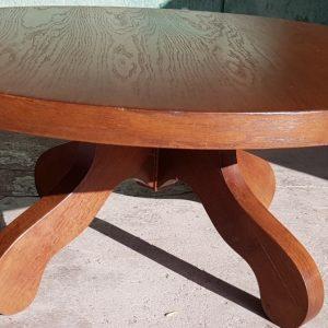 Холна маса – кръгла