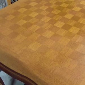 Трапезна маса стил Луи 14 – правоъгълна