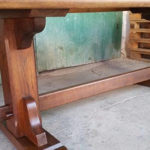 Трапезна маса – Баварска – правоъгълна