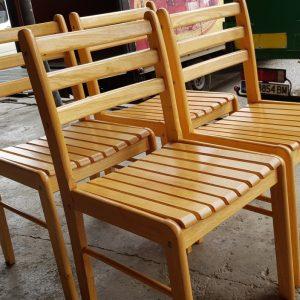 Трапезни столове , налични 12 бр., внос от Белгия