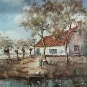 Ines , 1950-1960, Холандия