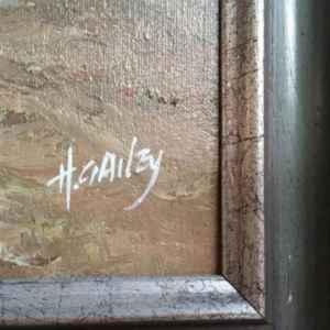H. Gailey, Англия