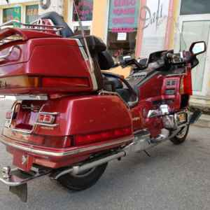 Мотоциклет Honda Gold Wing 1520 m3, SUPER!!!