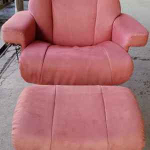 Кресло-релакс + столче за крака