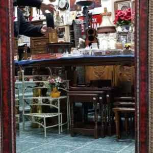 Огледало  – класически модел с фасет – Ново
