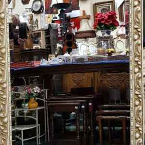 Огледало стил Винтидж,  с фасет – Ново