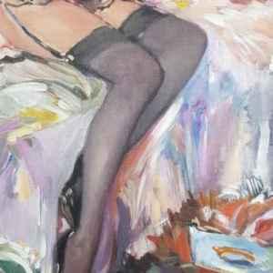 Картина с маслени бои на платно – репродукция