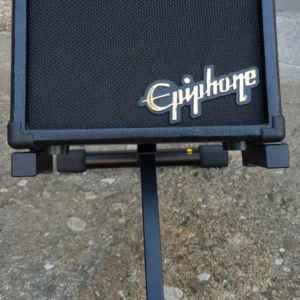 Кубе за електрическа, акустична китара , комплект с стойка, Epifhone 10 s