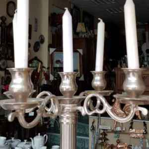 Свещник за пет свещи – Белгия