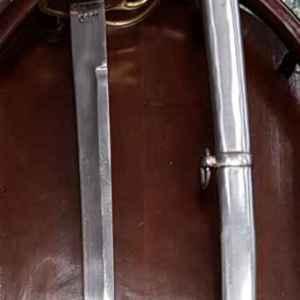 Сабя с месингова ръкохватка  – внос от Холандия