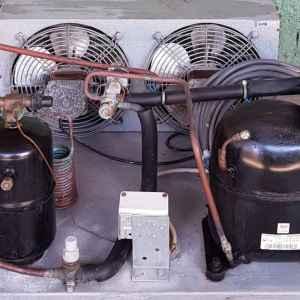 Хладилен агрегат в пълен комплект – 380 V