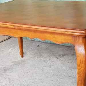 Трапезна разтегателна маса стил Луи 14-ти,  внос от Белгия