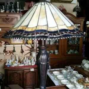 """Лампа """" Тифани """" , нова – внос от Нидерландия"""