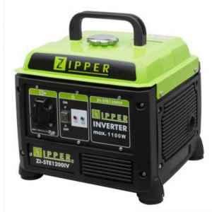 """Инверторен-четритактов бинзинов генератор модел """" Zipper"""" STE1200IV, нов, Австрия"""