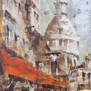 Картина с маслени бои на платно от Datch painter,  20th century,  внос от Нидерландия
