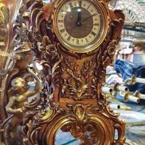 Часовник в стил Винтидж-рококо, нов – внос от Нидерландия