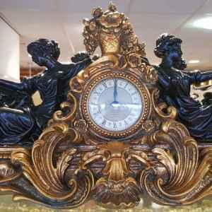 Часовник в стил Винтидж- барок, нов – внос от Нидерландия.