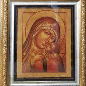 Казанската икона на Божията Майка