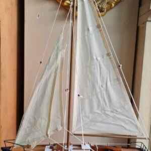 "Макет на кораб ""Concordia"" , дърво, нов,  внос от Нидерландия"