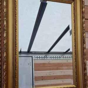 Огледало с барокова рамка, ново, собствено производство.