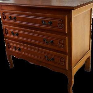 Шкаф в стил Луи 14-ти,  дъб внос от Белгия.