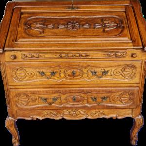 Писалище  – бюро, дъб внос от Белгия
