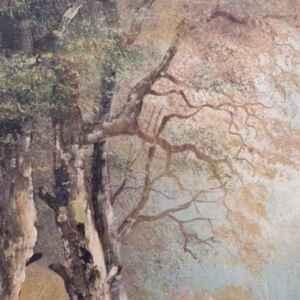 Картина с маслени бои на платно от известен нидерландски художник Frits Meijer внос от Нидерландия