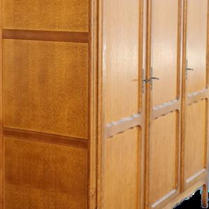 Гардероб в стил Луи 14-ти с три врати внос от Белгия.