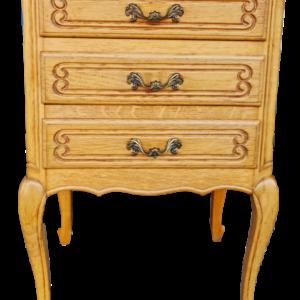 Шкаф стил Луи 14-ти с три чекмеджета,  Белгия