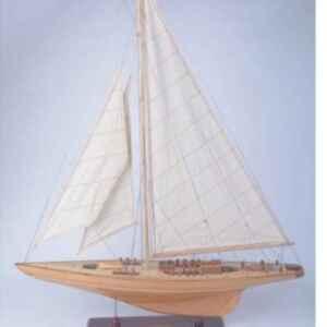 """Класически кораб """" Endeavour """" изработен изцяло с дърво и сертификат за произход,  внос от Нидерландия"""