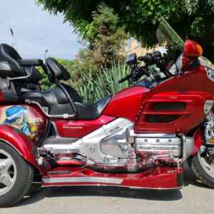 Honda Gold Wing 1800, Trike 2003 год., Супер!!!
